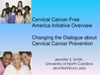 Jennifer S. Smith        University of North Carolina        JenniferS@unc