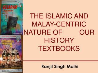 Ranjit  Singh  Malhi
