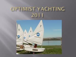 Optimist Yachting 2011