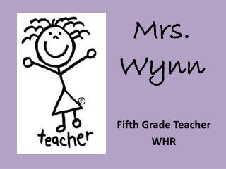 Mrs. Wynn