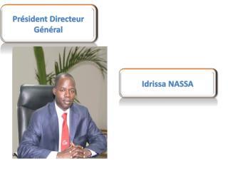 Président Directeur  Général