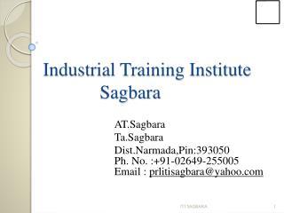 Industrial Training Institute  Sagbara