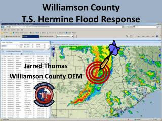 Williamson County T.S.  Hermine  Flood Response