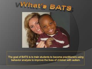 What's BATS
