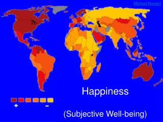 Happiness  Subjective Well-being