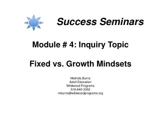 Success Seminars