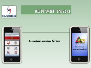 ATN WAP Portal