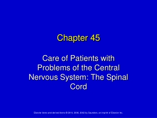 Surgical Treatment of Spinal Cord Injury