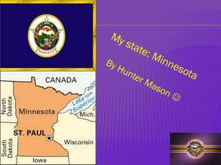My state: Minnesota