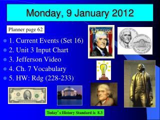 Monday, 9 January 2012