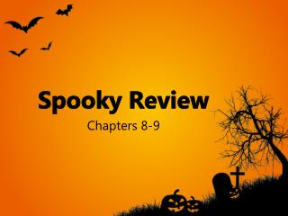 Spooky Review