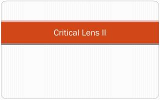 writing the critical lens essay powerpoint Writing a critical lens essay ela regents session two – part b task 4.