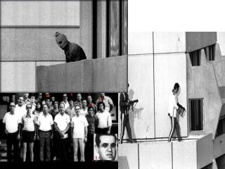 Munich Olympic Massacre 1972