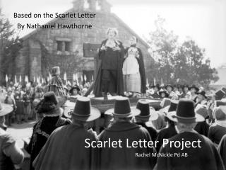 Scarlet Letter Project