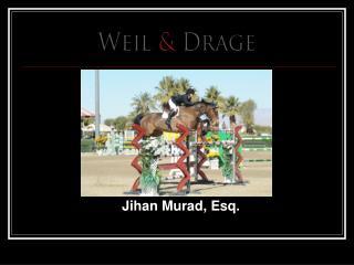 Jihan Murad,  Esq.