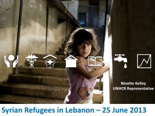 Syrian Refugees in Lebanon  – 25 June 2013