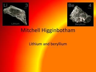 Mitchell Higginbotham