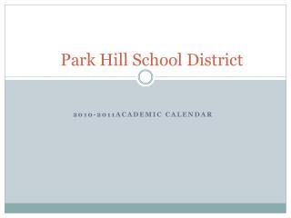 Park Hill School District