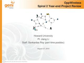 OppWireless Spiral 2 Year-end Project Review