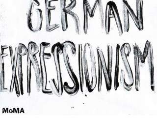 Expressionism originated in Germany  during the twentieth century.