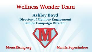 Wellness Wonder Team