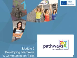 Module  2  Developing Teamwork   &  Communication Skills
