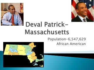 Deval Patrick-Massachusetts