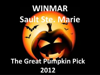WINMAR  Sault Ste. Marie