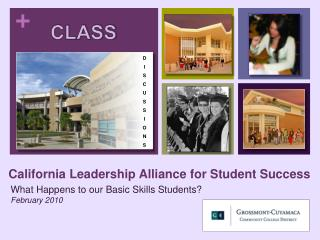 California Leadership Alliance for Student Success