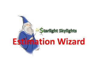 Estimation Wizard