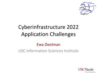 Cyberinfrastructure 2022 Application Challenges