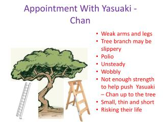 Appointment With Yasuaki - Chan