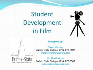 Student  Development  in Film