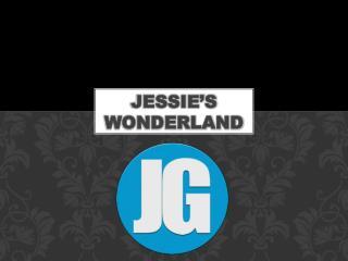 Jessie's wonderland