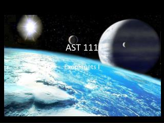AST  111
