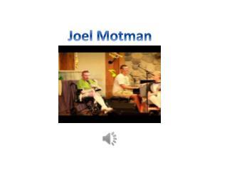 Joel Motman
