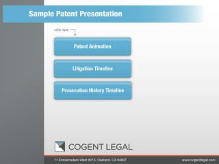Patent Animation