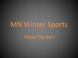 MN Winter Sports