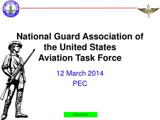 National Guard Association of the United States Aviation Task Force