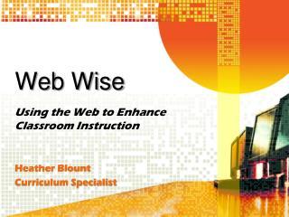Web Wise