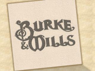 Burke and Wills