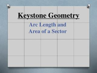 Keystone Geometry