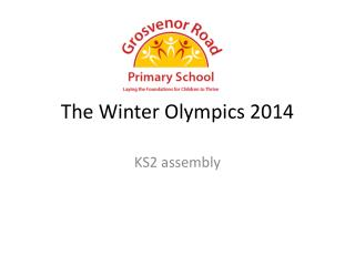 The Winter Olympics 2014