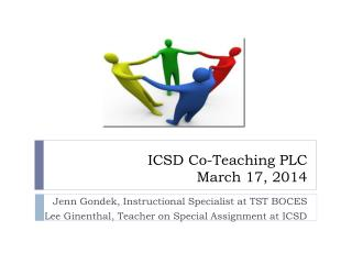 ICSD Co-Teaching PLC March 17, 2014