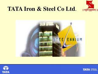 TATA Iron  Steel Co Ltd.