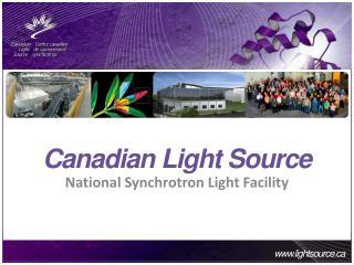 Canadian Light Source