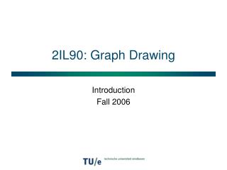 2IL90: Graph Drawing