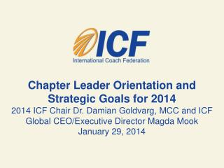 2014 ICF Board of Directors