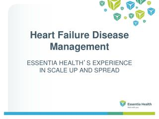 Heart Failure Disease Management