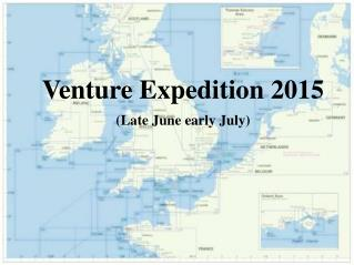 Venture Expedition 2015 (Late June early July)